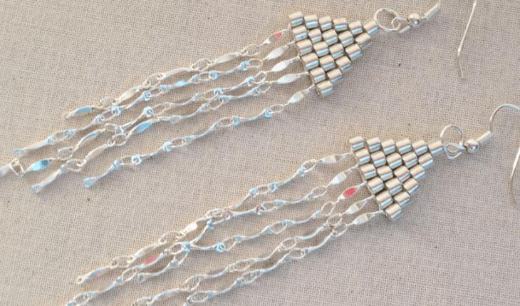 handmade DIY jewelry