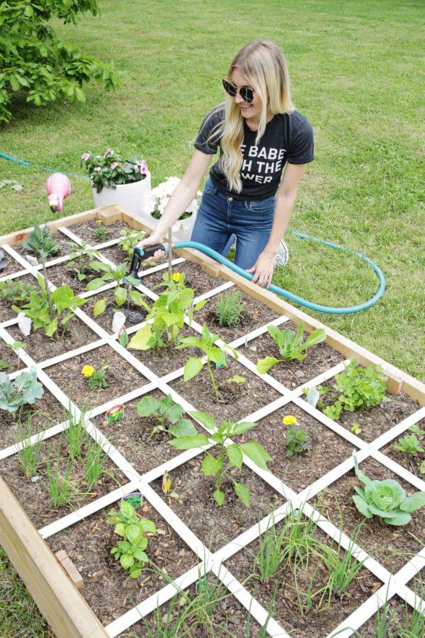 build your own garden bed