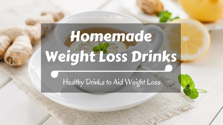3 Diy Homemade Drinks To Lose Weight Naturally Easy Diy