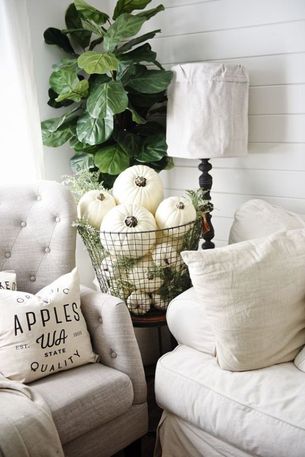 how to decor in fall
