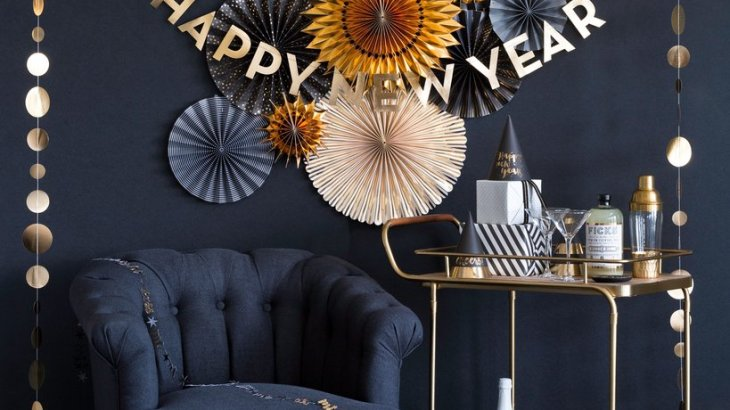 NEW YEAR CELEBRATION DIY IDEAS