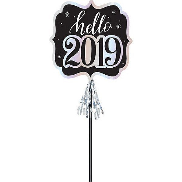 happy new year home decor