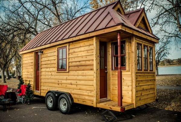 EASY TINY HOUSE PLANS