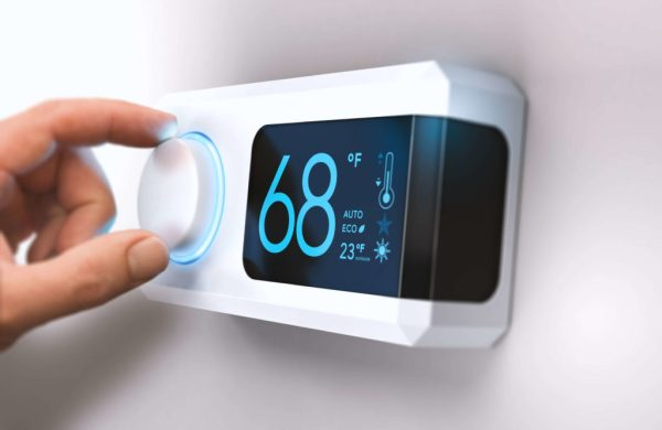 energy saving thermostat
