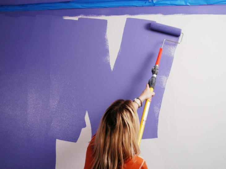 DIY Paint Walls