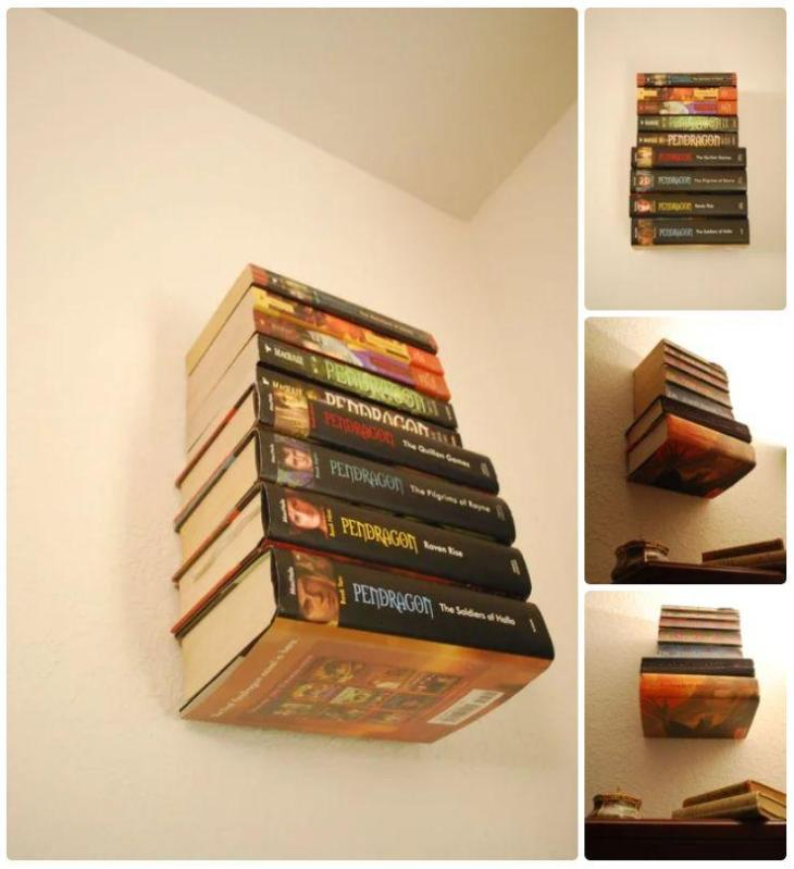 Invisible-Book-shelf