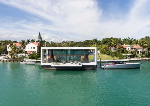 best floating home