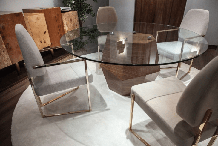 Diy Glass Dining Table Plans