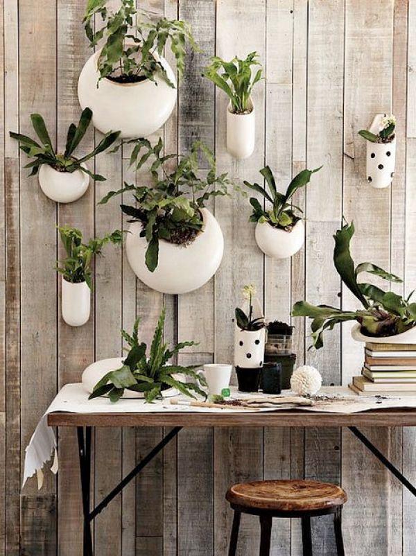fancy indoor planters ideas