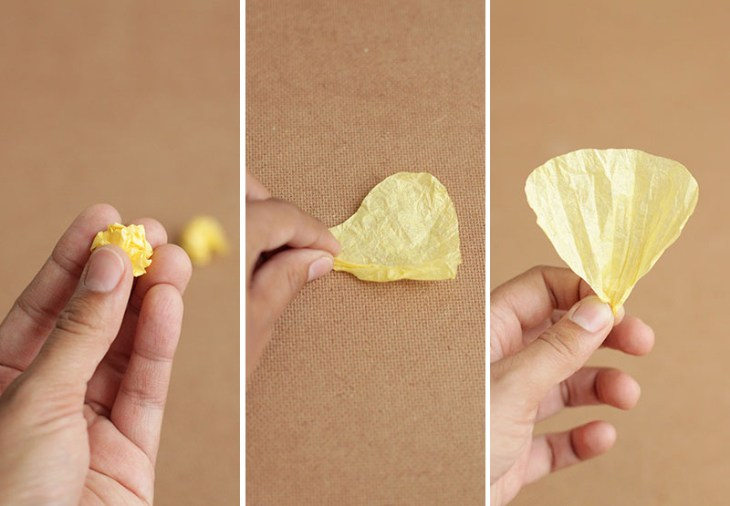 DIY Paper Flower Crafts