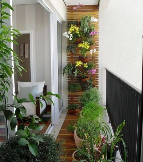 easy balcony diy idea