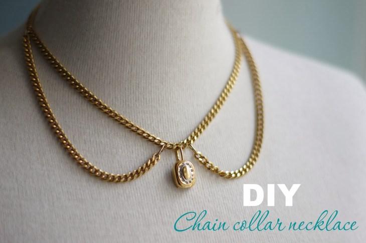 DIY-chain-collar-necklace