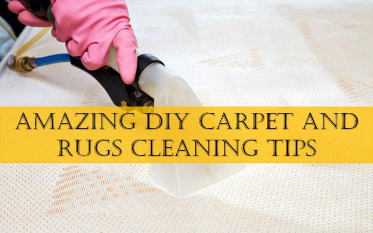 Carpet Cleaning DIY