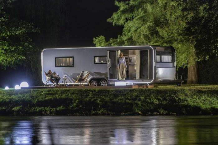 adria latest caravan