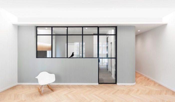 luxurious apartment