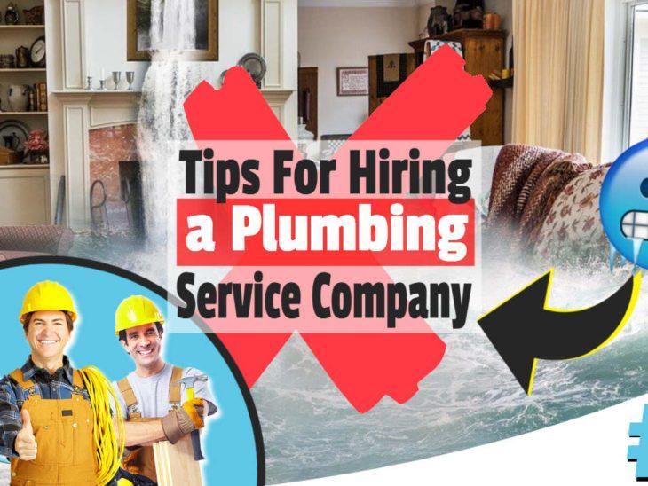 Hiring-a-Plumbing-Service-Company