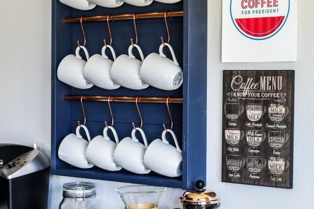 Coffee Stand Ideas