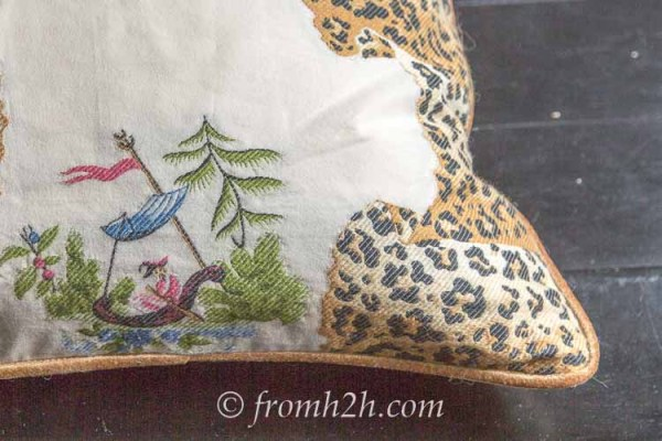 How to Make Simple Pillowcases