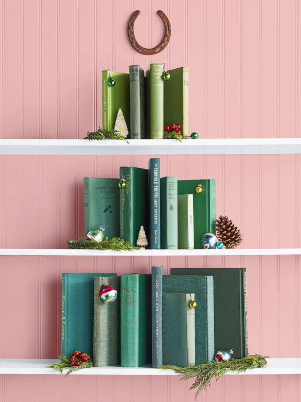 DIY Book Tree