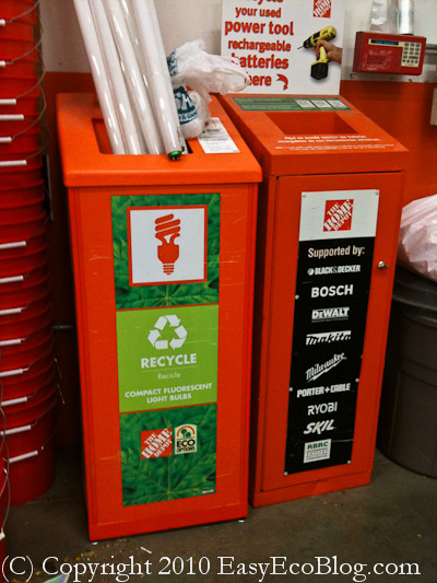 Recycle Fluorescent Light Bulbs Home Depot