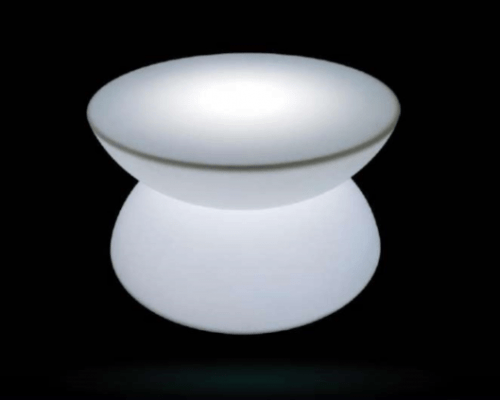 Small Led Round Table