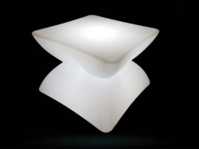 Small Led Square Table
