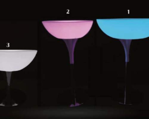Led Wine Tables