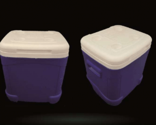 Party Rolling Cooler
