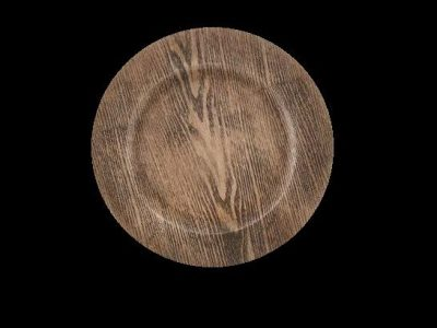 Rustic Charger Plate
