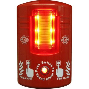 Howler Site Alert Fire Alarm  Easy Fire Safety