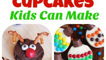 Sweet treats for teacher christmas candy kids can make letters christmas cupcakes kids can make 15 holiday treats solutioingenieria Image collections