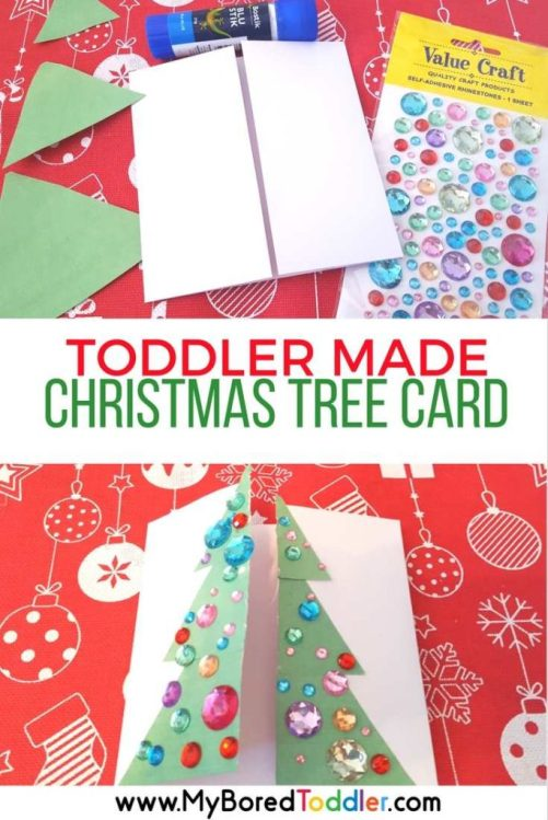 christmas cards kids can make 10 more ideas letters from santa blog