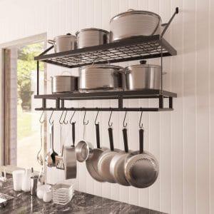 top 10 best pot rack ceiling mounts in