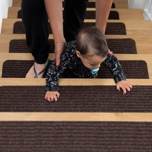 Top 10 Best Stair Treads In 2020 Reviews Buyer S Guide | No Slip Strips For Carpeted Stairs | Stair Nosing | Traction | Non Slip Nosing | Slippery Stairs | Tread Nosing