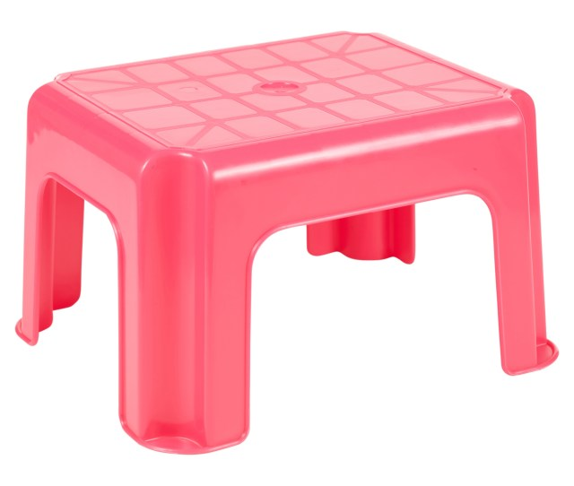 Plastic Step Foot Stool  99