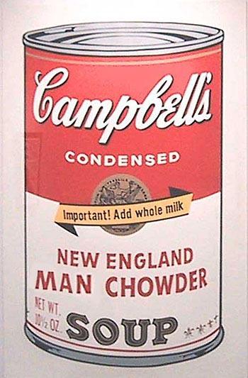 man chowder