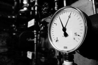 increasing water pressure in well water