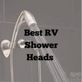 best rv shower heads
