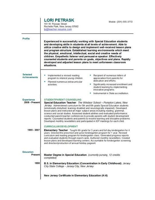 Sample College Admission Essays