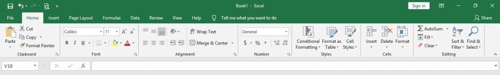 Excel all tabs