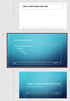 another slide in powerpoint slide master