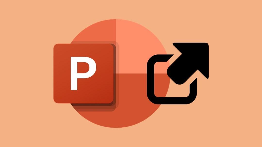 insert hyperlinks in powerpoint