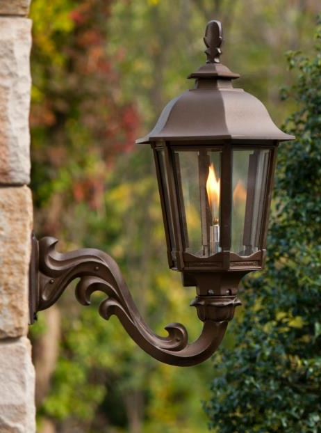 Gas Street Lamp Light Fixtures Easy Living Home Systems