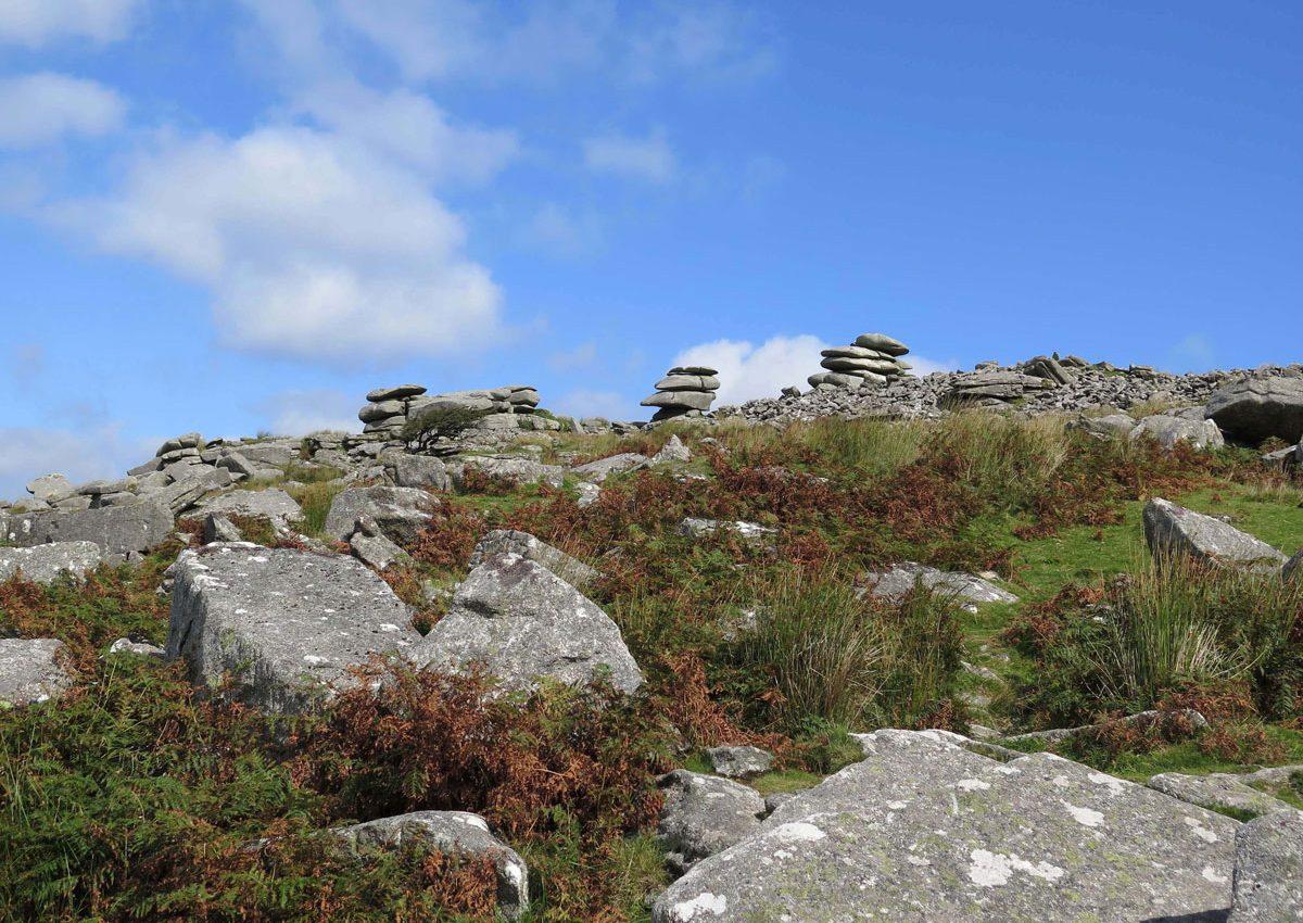 Stowe's Hill, near Minions
