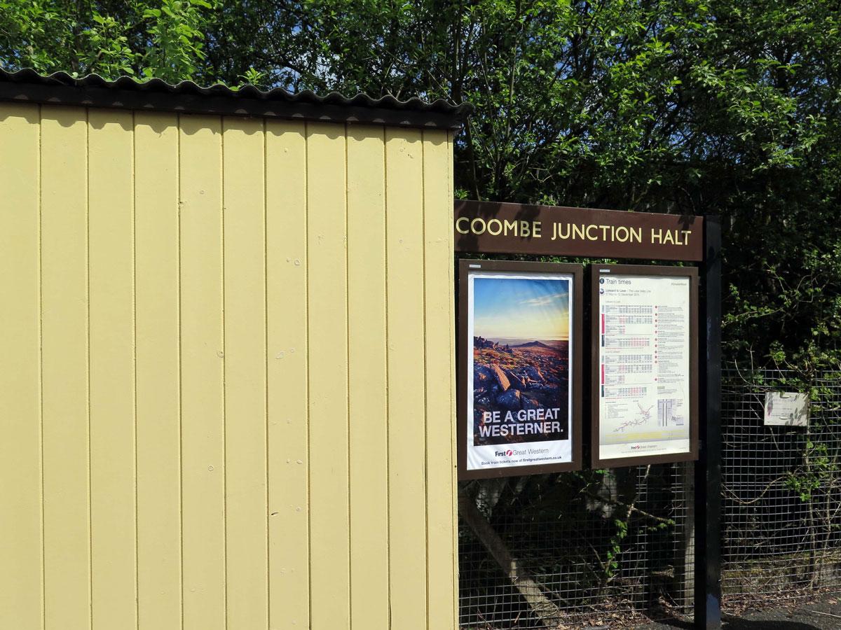 Coombe Junction Halt