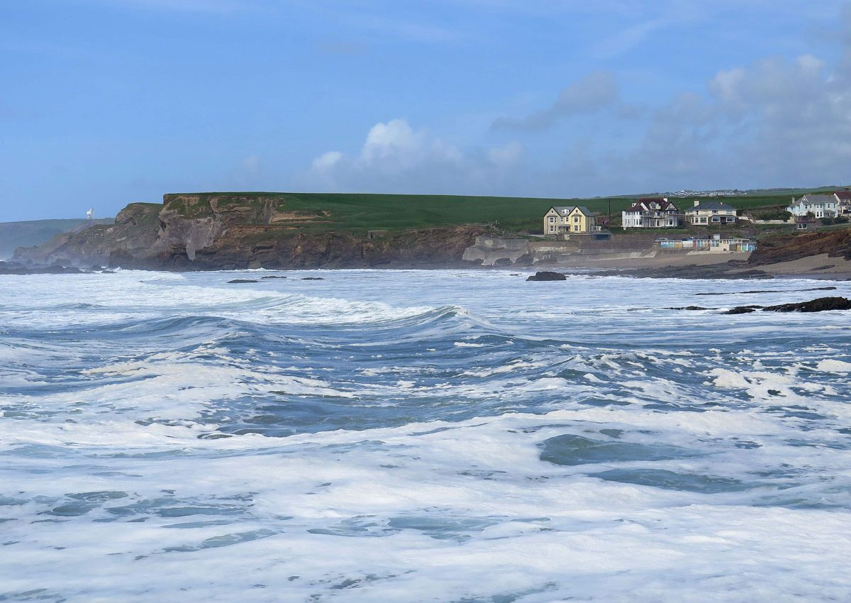 The Bude Coastline