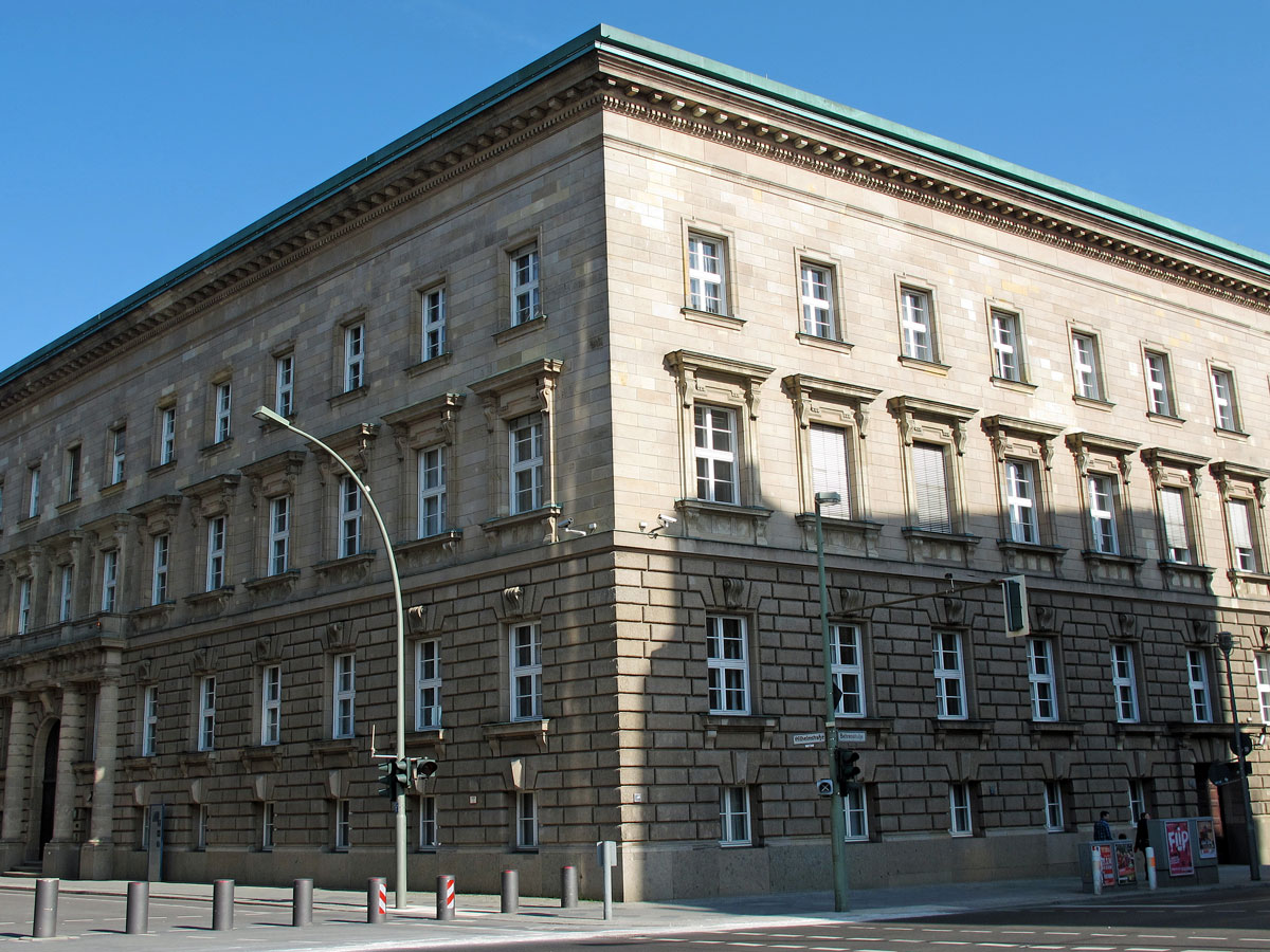 Former Prussian Ministry of Education