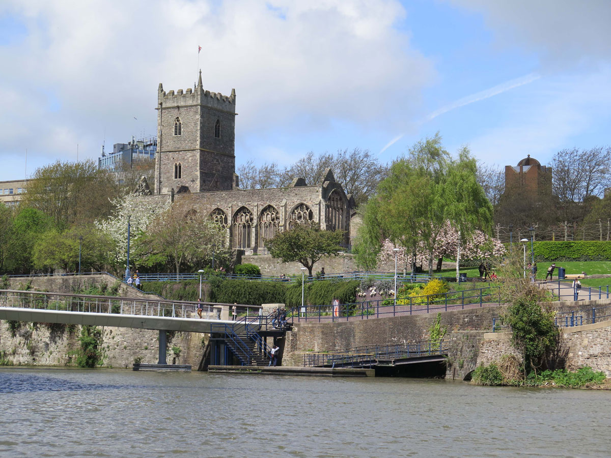 The Floating Harbour at Castle Park