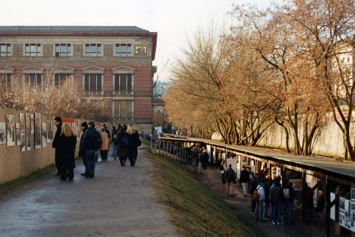 The Outdoor Museum in 2003