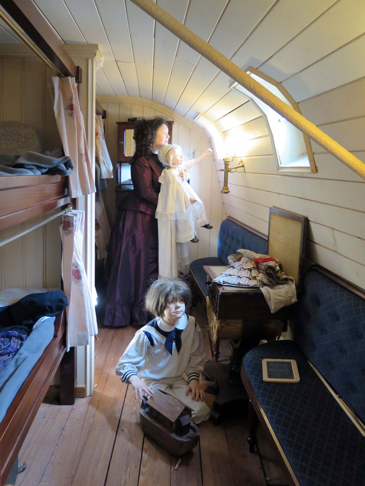Steerage Class Accommodation